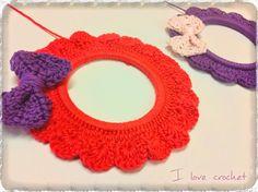 Marcos de crochet