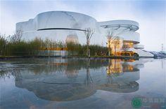 张晔 纪岩:昆山文化艺术中心室内设计 - 设计作品 - 中装新网-中国建筑装饰协会官方网站