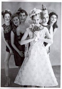 Elgort...cool bridal girls shot idea