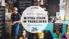 BERLIN - Im Prenzlauer Berg findet jeder seinen Lieblingsplatz zum Mittagessen. Das sind unsere 11 Favoriten für eine leckere Mittagspause.