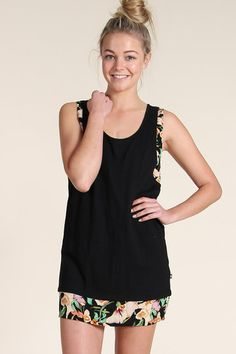 Not to encourage a mass of NZ floosies or anything, but RPM's Rosie Singlet could also been worn as a dress. It's long enough. Pack it for your holibobs - it'll work with denim hotties during the day and bare-legged pins come nightfall.