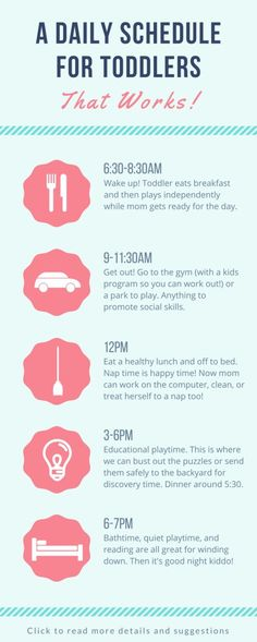 The Toddler Daily Schedule Tips And Suggestions