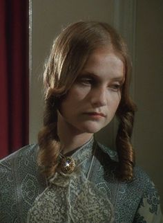 "Isabelle Huppert as Marguerite Gautier in ""La Dame aux Camélias"" (1980) My favourite movie of isabelle"