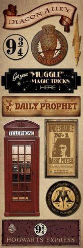 Diversos patrones de Harry Potter... Fieltro Decoupage Punto de Cruz Scrapbook ...