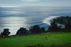 Picture taken from the ranch...Carpinteria, CA
