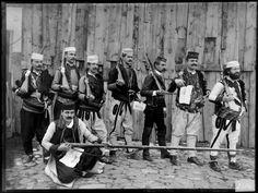 Petro Dhimitri - Albanian Insurgents, 1912