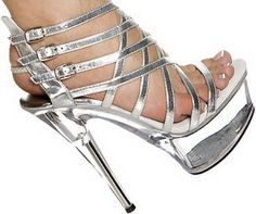 The Highest Heel AMBER-61 Platform Sandal on Sale .  Click to Purchase: http://amzn.to/12bYYP4