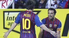 Sevilla 0-2 FC Barcelona.   Barça still behind Real Madrid in La Liga.