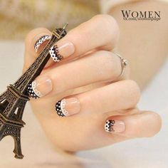 Lace patterns are inherently romantic and have a rich history. Take a look at these Fashionable Lace Nail Art Designs. Use your imagination to create your own lace nail art right now. Lace Nail Design, Lace Nail Art, Lace Nails, White Nail Designs, Simple Nail Art Designs, Nails Design, Lace Art, Design Design, Gorgeous Nails