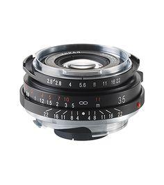 Voigtländer - Objektive VM 35mm F2,5 Color Skopar Pancake II