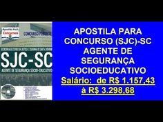 Apostila Concurso Público (Santa Catarina) Agente de Segurança Socioeduc...