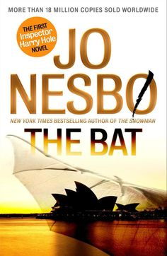 The Bat by Jo Nesbo. first ive read in the series. felt a little convoluted and hard to follow at times, however, not predictable and the location was interesting. thumbs up and will try more by the author.