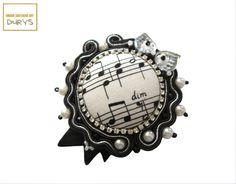 "Spilla ""melody"" by Maria Durys Shibori, Breitling, Bracelet Watch, Watches, Bracelets, Accessories, Italia, Wristwatches, Clocks"