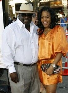 STl's own Cedric the entertainer and wife STL black love....