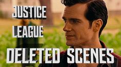 [Spoilers] A compilation of deleted and altered scenes from Justice League promo materials.