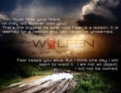 Wolfen, first of its name. http://aliannedonnelly.com/wolfen