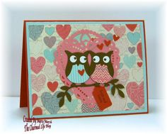 F4A203 ~hugs and kisses~ by MaryR917 - Cards and Paper Crafts at Splitcoaststampers