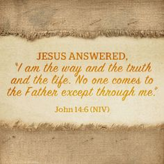 Jesus - the ticket to Heaven