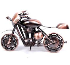 Metalwork Motorcycle ModelWholesale and Retail by HandsHome, $20.00