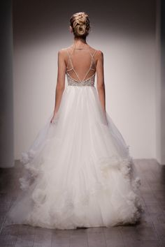 Bridal Gowns, Wedding Dresses by Hayley Paige - Style HP6613