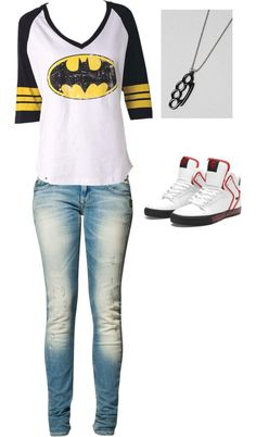 """Untitled #294"" by bloodmoon31 ❤ liked on Polyvore"
