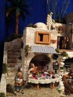 Isometric Art, Building, Creative, Bethlehem, 1, Inspiration, Home Decor, Christmas Decor, Templates