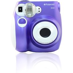 The Polaroid - PIC 300 Instant Film Camera is only $70 and it provides instant pics just like old school Polaroids!