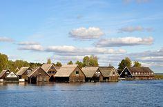 Urlaub Mecklenburgische Seenplatte; ein Überblick über die Region: www.hikeandbike.de