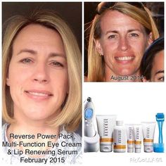 Get youthful, healthy looking skin with the right regimen! REVERSE is amazing!