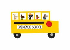 Obedience School Note Cards 17