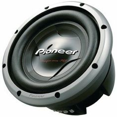 New High Quality PIONEER TS W3002D4 12 CHAMPION SERIES PRO SUBWOOFER (CAR STEREO SUBS) by Pioneer. $123.77