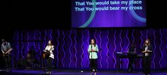 Jeff Abbott fromAda Bible ChurchinGrand Rapids, MI brings this very cool use of bent PVC. Fortheirsummer 2014 stage design, Jeff wanted to build something very organic feeling, with no straigh...