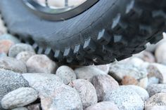 Tyre pressure has a huge impact on how your bike performs on the trail