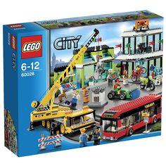 LEGO® City - Het Deense Steentje €90