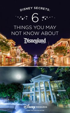 From the Petrified Tree to a choir, discover six unexpected facts about the Happiest Place on Earth that even ultimate Disney fans may not know! Disneyland California Adventure, Disneyland Vacation, Disney California, Disney Vacations, Family Vacations, Disneyland Crowds, California Trip, Orlando Vacation, Cruise Vacation