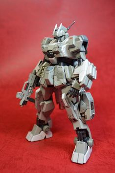 GUNDAM GUY: 1/144 Gundam Ez-SR Ground Type - Customized Build