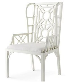 Amazing Boulevard Wing Chair From Lilly Pulitzer Mod Furniture, Palm Beach Style,  Hollywood Regency, Design Inspirations