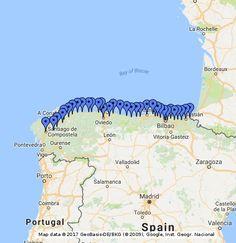 Camino Santiago del Norte - The North Way