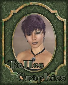 Belle's Graphics - Poser Tubes