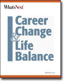 midlife career change ideas