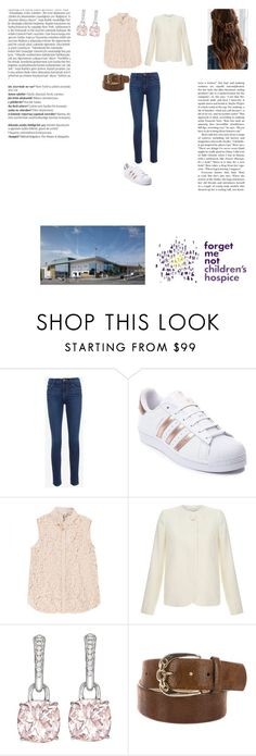 """Attend a Business Tournament of Handball and Volleyball at the Huddersfield Leisure Centre for Forget Me Not Children's Hospice"" by theduchessroyal ❤ liked on Polyvore featuring Frame, adidas, Iris & Ink, Goat, Oscar de la Renta, Urban Outfitters, Balmain, polyvorecommunity, polyvoreeditorial and polyvorefashion"