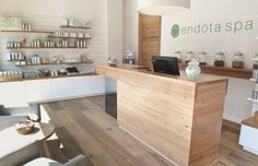 Day Spa image gallery   endota day spa Caroline Springs   Quest Apartments   day spa lounge, single & double treatment rooms, organic skincare store