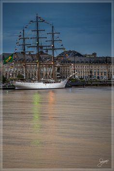 Bordeaux-le - Cisne Branco - Brasil.