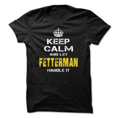 Cool Let FETTERMAN handle it T-Shirts