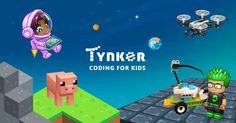 Tynker makes it fun and easy to learn computer programming. Get started today with Tynker's easy-to-learn, visual programming course designed for young learners in 4th through 8th grades.