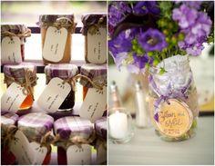 Jelly Wedding Favors