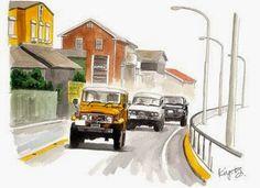 Land Cruiser nice drawing