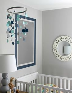 Since your baby will (hopefully) be spending plenty of time in their crib, you might as well give them something cute to look at while they doze off.