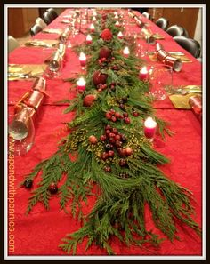 Beautiful and inexpensive centrepiece!  Super easy!!  Love this!  <3