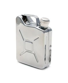 If no one can, Jerry Can! Store your favorite liquid courage in this awesome flask!! Perfect for any night on the town or special occasion, it fits right in the